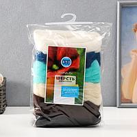 Набор шерсти для валяния РТО 'Северное сияние' 100 меринос.шерсть 6х15 гр