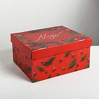 Складная коробка Magic time, 31,2 x 25,6 x 16,1 см