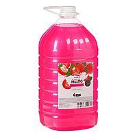 Крем-мыло антибактериальное Rain Клубника-Йогурт 5 л