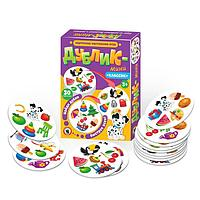 Настольная игра 'Дублик-мини. Классик', 30 карточек