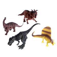 Набор динозавров 'Юрский период', 4 фигурки