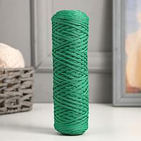 Шнур для вязания 'Классика' 100 полиэфир 3мм 100м (221 св.зеленый)
