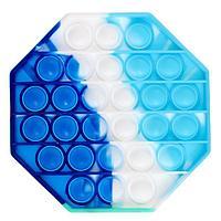 Развивающая игрушка POP IT, восьмиугольник, цвета МИКС