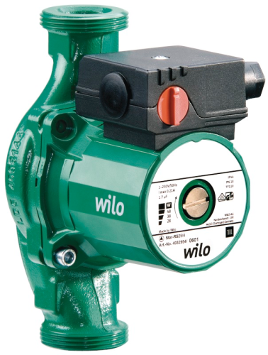 Wilo star rs 30/4