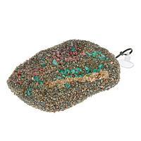 Плот для черепах BARBUS MINI с присоской, плавающий, 8х12 см