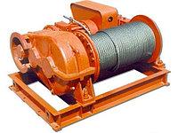 Лебедка электрическая ЛМ 3,2.