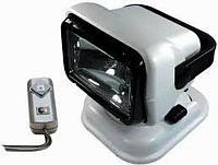 Фонарь-прожектор GOLIGHT-PORTABLE-HALOGEN (серый)(12V) 225.000cd (до 950м) R 33900