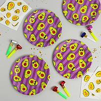 Набор посуды для праздника 'Авокадо'