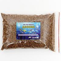 Корм сухой 'Дафния' для аквариумных рыб, ракообразных и водных черепах, 100 г