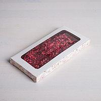 Коробка для шоколада 'Нежность', с окном, 17,3 x 8,8 x 1,5 см (комплект из 5 шт.)