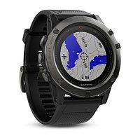 Часы-навигатор GARMIN Мод. FENIX 5X SAPPHIRE HR (5,1 x 5,1 x 1,75см)(Вес: 98г.) В 33450