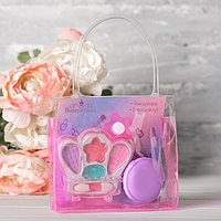 Набор косметики для девочки в сумке 'Модная девчонка'