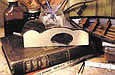 Рубанок-зензубель Lie-Nielsen, бронзовый, 140|12мм, фото 2