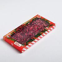 Коробка для шоколада 'Волшебная почта', с окном, 17,3 x 8,8 x 1,5 см (комплект из 5 шт.)