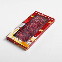 Коробка для шоколада 'С Новым годом!', с окном, 17,3 x 8,8 x 1,5 см (комплект из 5 шт.)