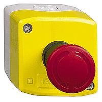 XALK174  Пост кнопочный аварийн.ост. кр.кнопка