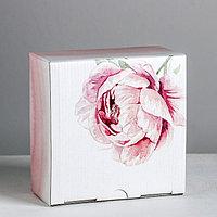 Коробкапенал 'Самой нежной', 15 x 15 x 7 см