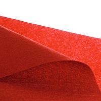 Лоскут для рукоделия, 42 х 42 см, фетр бордо, 160 гр/м