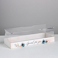 Коробка для десерта Special for you, 26, 2 х 8 х 9,7 см (комплект из 10 шт.)