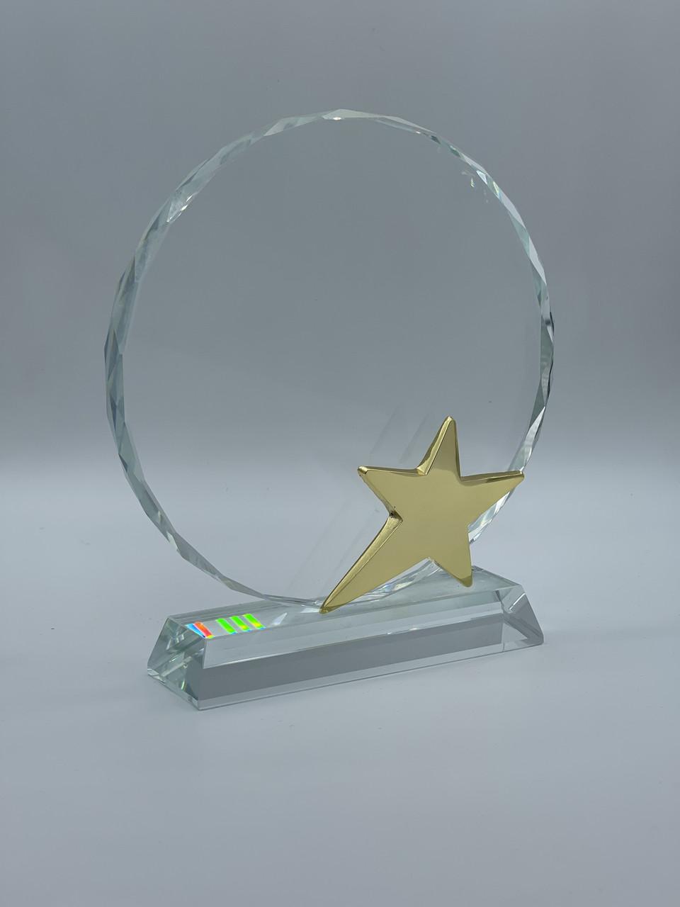 Награда из стекла, GOLD