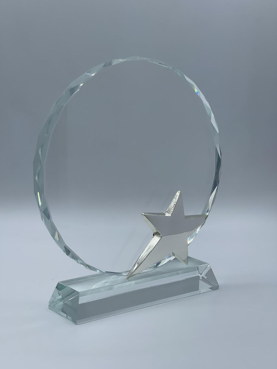 Награда из стекла, Silver