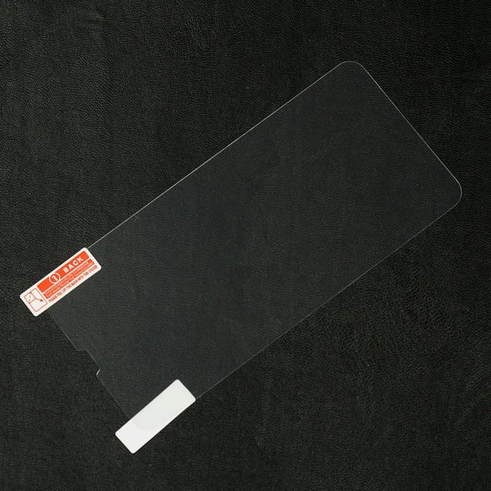 Защитная пленка LuazON, для iPhone XS Max, прозрачная - фото 2