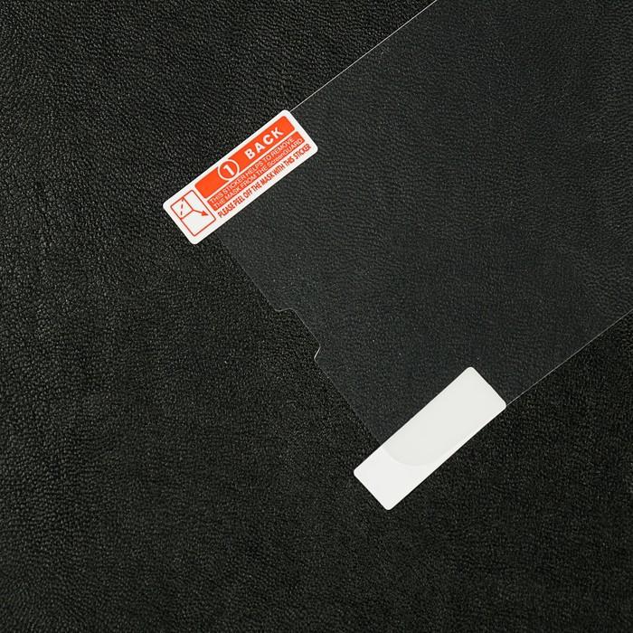 Защитная пленка LuazON, для iPhone XS Max, прозрачная - фото 3