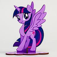 Органайзер для резинок и бижутерии 'Пони единорог Искокра', My Little Pony