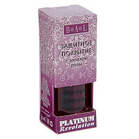 Защитное покрытие Platinum Revolution Защитное покрытие с запахом розы, 10 мл