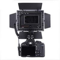 Свет для фото- и видеокамер YONGNUO YN-160II + Микрофон