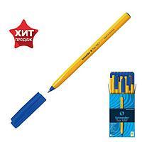 Ручка шариковая Schneider TOPS 505, узел 0.8 мм, оранжевый корпус, светостойкие чернила, синие (комплект из 50