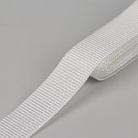 Лента брючная, 15 мм, 1,25 м, цвет белый (комплект из 5 шт.)