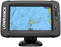 Навигатор-эхолот LOWRANCE Мод. ELITE-7 TI2 (7-дюймовый сенсорный экран 480x800)(Active Imaging 3-in-1) R 44871