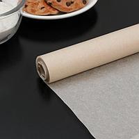 Бумага для выпечки Доляна, 38 см x 8 м