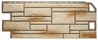 Панель Камень, Ракушечник, 1130х470мм Альта-Профиль