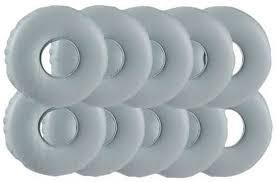 Аксессуар для Jabra UC VOICE 750: подушечки на динамик -цвет белый в упаковке 10 шт. (14101-32)