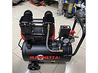 Воздушный безмасляный бесшумный компрессор на 24л Magnetta, фото 1