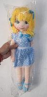 """Кукла мягкая """"Карамелька"""" с длинными ногами в ассортименте.Рост 50 см."""