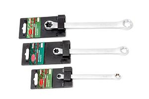 ROCKFORCE Ключ накидной Е-профиль Е20хЕ24, на пластиковом держателе ROCKFORCE RF-7562024 27303