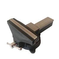"""Forcekraft Тиски стальные поворотные с наковальней  10""""-250мм FORCEKRAFT FK-6540110 47015"""