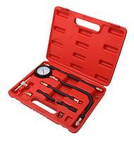 Forsage Набор для измерения давления топлива (0-7bar) 8 предметов в кейсе. Forsage F-946G08 15190