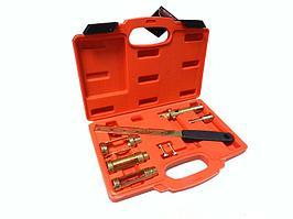 Forsage Рассухариватель клапанов 8 предметов(сменные толкатели: 20, 26, 34мм), в кейсе Forsage F-908G7A 26821