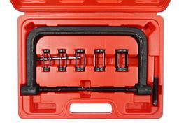 Forsage Рассухариватель клапанов струбцинного типа со сменными насадками Forsage F-62110 7937