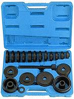 ROCKFORCE Набор инструментов для замены ступичных подшипников 23 предмета, в кейсе ROCKFORCE RF-924T1 15477