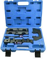 ROCKFORCE Набор фиксаторов для обслуживания двигателей BMW, 8 предметов(M40/ M42/ M50/ M60/ M62/ M70), в кейсе
