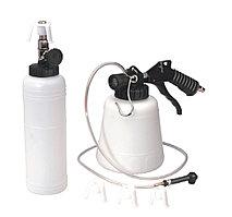 ROCKFORCE Приспособление для замены тормозной жидкости + мерный бачок (пневмо) ROCKFORCE RF-9T3608 17672