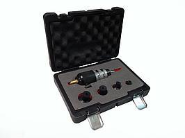 ROCKFORCE Приспособление для притирки клапанов пневматическое (Ø20, 30, 35, 40мм), в кейсе Premium ROCKFORCE