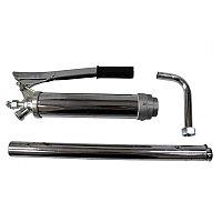 Partner Насос ручной рычажный телескопический для раздачи масла на бочку 200л Partner PA-490C 48146