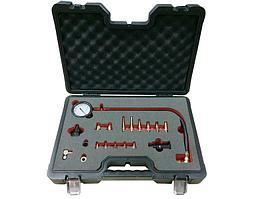 Forsage Тестер компрессии дизельного двигателя19 предметов (М18х1.5мм, М24х2.0мм, М24х1.5мм, М10х1.0х68мм,
