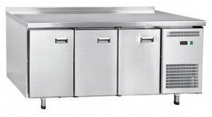 Стол холодильный низкотемпературный СХН-70-02 (3 двери) / ранее СХН-70-021